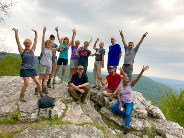 Welcome Allentown Hiking Club